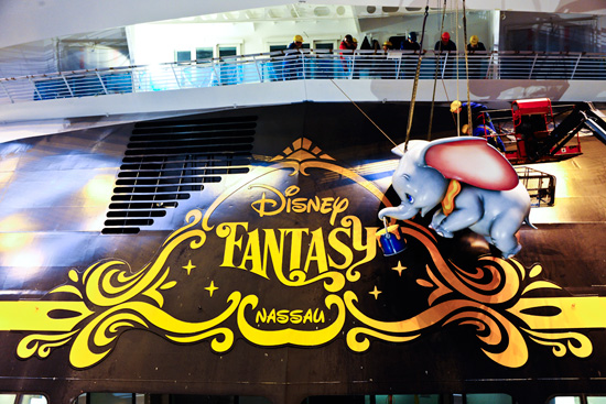 Inside the Disney Fantasy: Adult Retreats