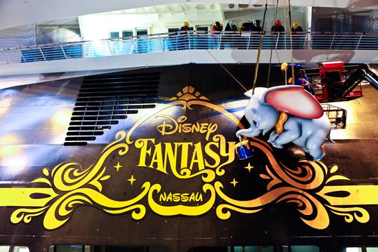 Inside the Disney Fantasy: Adult Retreats